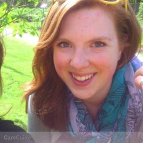 Canadian Nanny Provider Hanna Lyle's Profile Picture