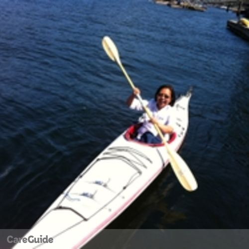 Canadian Nanny Provider Enriqueta Monteclaro's Profile Picture