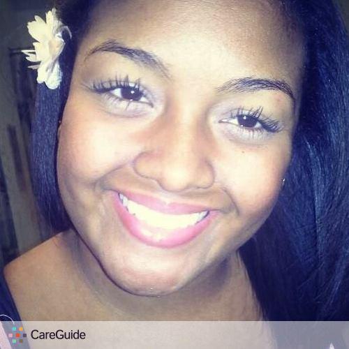Child Care Provider Kristina Valencia's Profile Picture