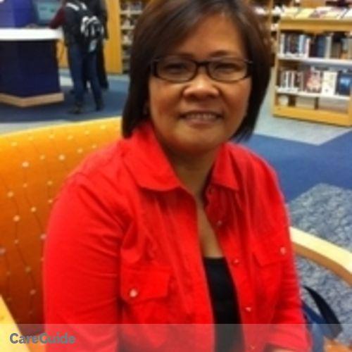 Canadian Nanny Provider Lu's Riosa's Profile Picture