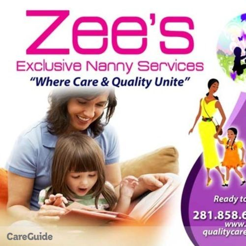Child Care Provider Taki Hill's Profile Picture