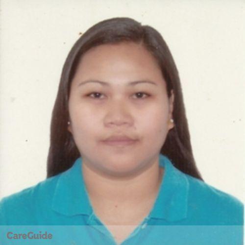 Canadian Nanny Provider Marianne Bijasa's Profile Picture