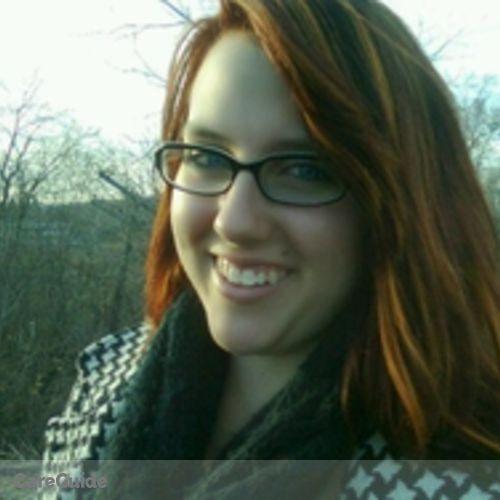 Canadian Nanny Provider Christine G's Profile Picture