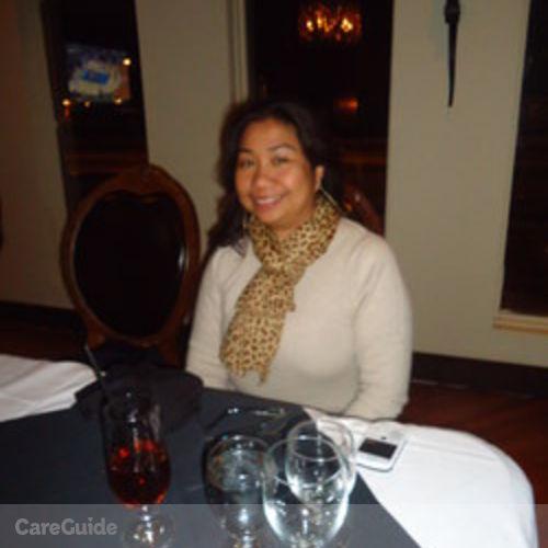 Canadian Nanny Provider B'Magelje Mangilaya's Profile Picture