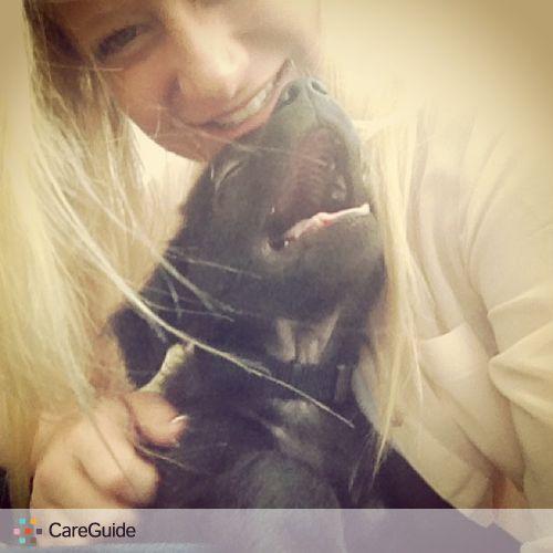 Pet Care Provider Courtney W's Profile Picture