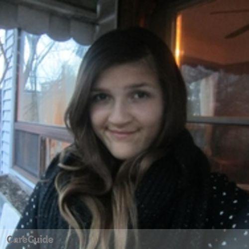 Canadian Nanny Provider Chelsea H's Profile Picture