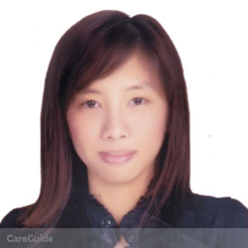 Canadian Nanny Provider Angelica Vasquez's Profile Picture