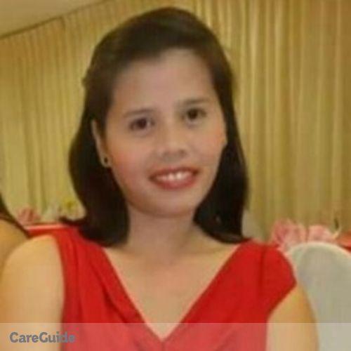 Canadian Nanny Provider Cynthia Catacutan's Profile Picture