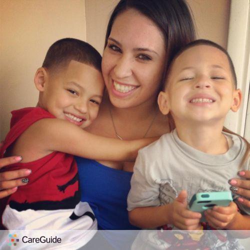 Child Care Provider Natasha Barrientos's Profile Picture