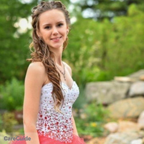 Canadian Nanny Provider Michaela Bernier's Profile Picture