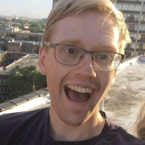 Videographer Provider Anders Gustafson's Profile Picture