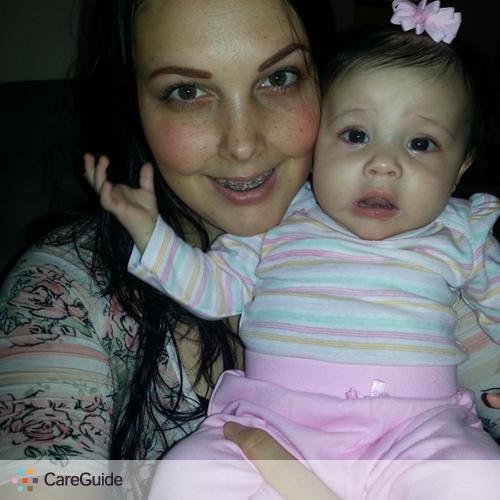 Child Care Provider Angelina M's Profile Picture