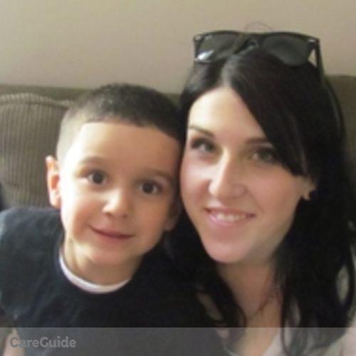 Canadian Nanny Provider Jessica Barnes's Profile Picture