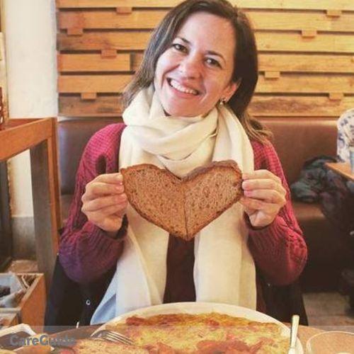 Canadian Nanny Provider Juliana Alves's Profile Picture