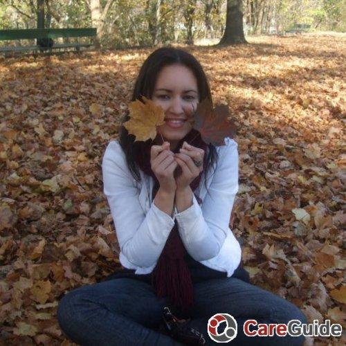 Child Care Provider Andreza A's Profile Picture