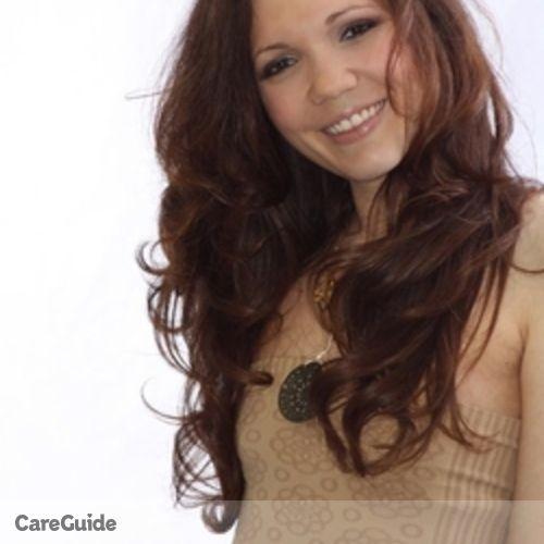 Canadian Nanny Provider Amber Hilderman's Profile Picture