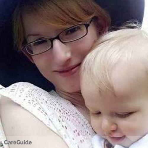 Child Care Job Mary Beth M's Profile Picture