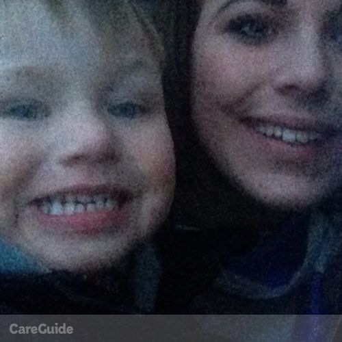 Canadian Nanny Provider Samantha Meier's Profile Picture