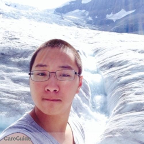 Canadian Nanny Provider Jerry Chao's Profile Picture