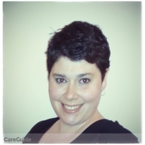 Canadian Nanny Provider Lucie Carriere's Profile Picture