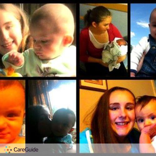 Child Care Provider Brianna Aronson's Profile Picture