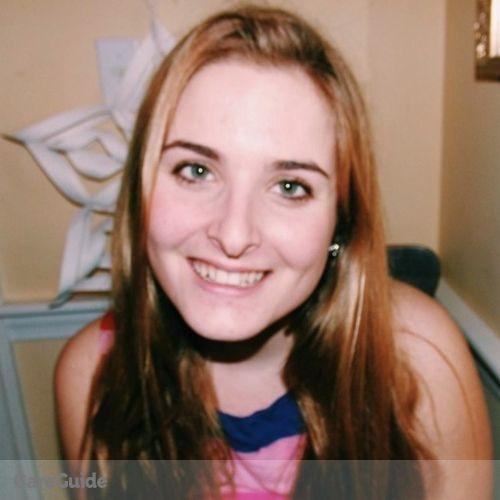 Canadian Nanny Provider Caroline Berger's Profile Picture