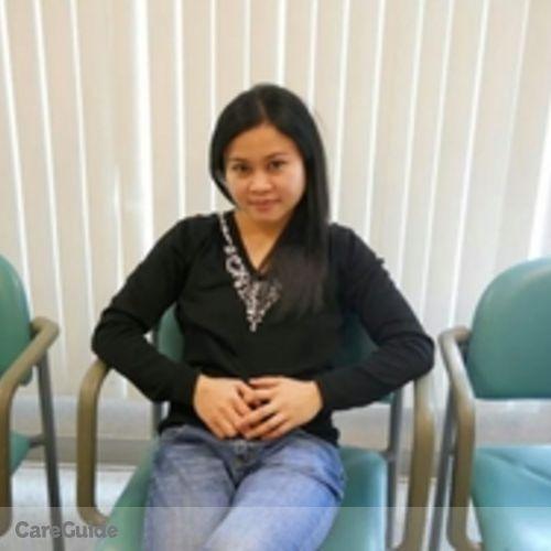 Canadian Nanny Provider Josie Dente's Profile Picture
