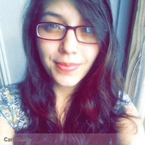 Child Care Provider Mariah Pye's Profile Picture