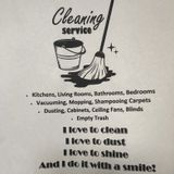 For Hire: Careful Housecleaner in Tehachapi