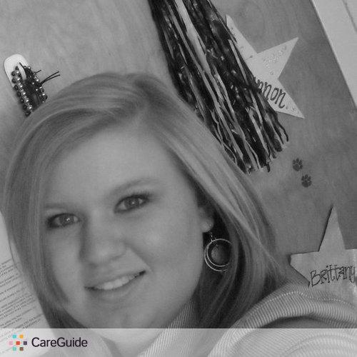 Pet Care Provider Brittany F's Profile Picture
