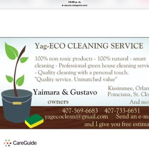 Housekeeper Provider Yaimara Jimenez's Profile Picture