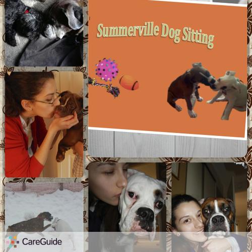 Pet Care Provider Soraya Summerville's Profile Picture