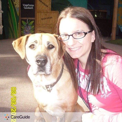 Pet Care Provider Carli MacDonald's Profile Picture