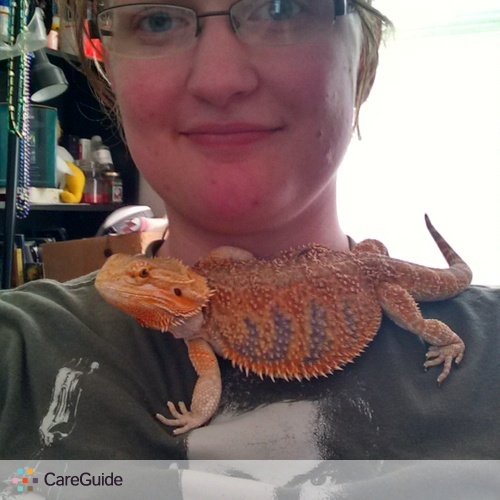 Pet Care Provider Stephanie Taylor's Profile Picture