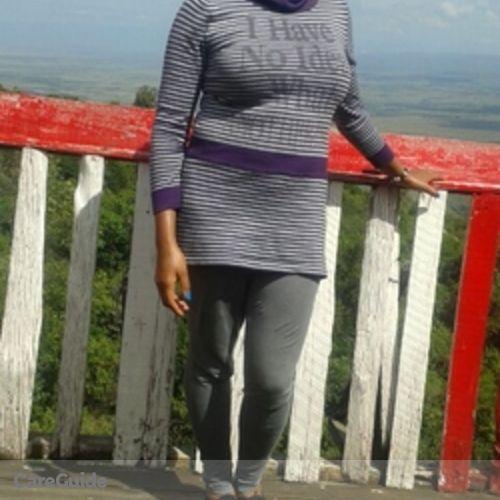 Canadian Nanny Provider Pauline Kuria's Profile Picture