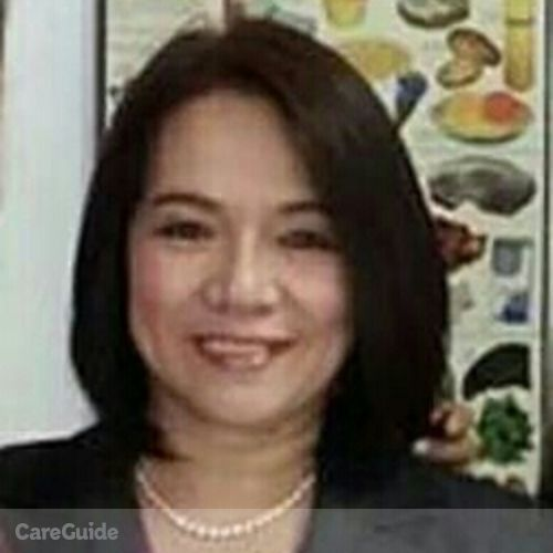 Canadian Nanny Provider Mariel Magdangal's Profile Picture