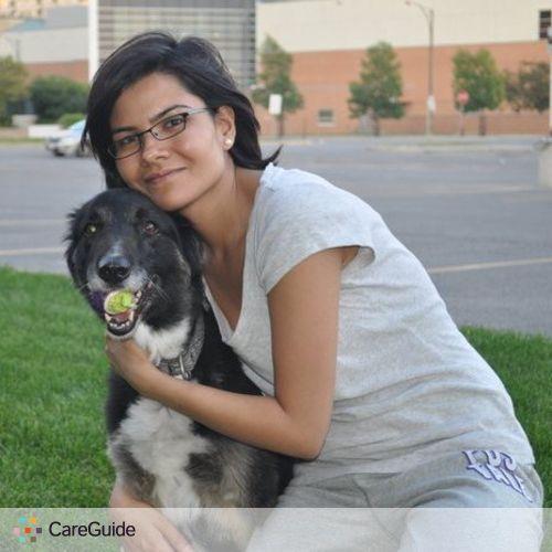 Pet Care Provider Anupama D's Profile Picture