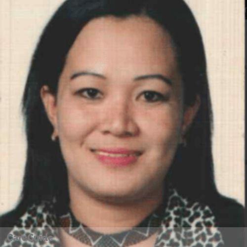 Canadian Nanny Provider Junita D's Profile Picture