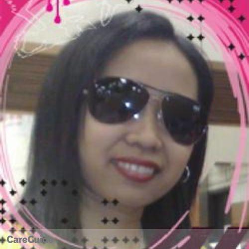 Canadian Nanny Provider Maribel Dela Peña's Profile Picture