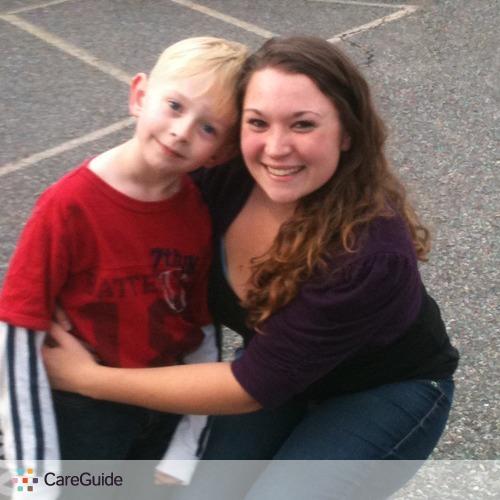 Child Care Provider Kateri W's Profile Picture