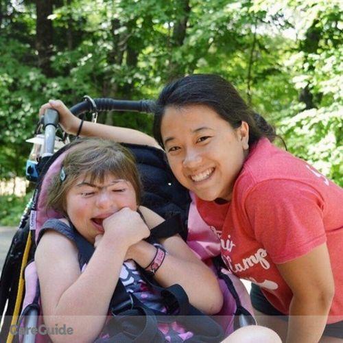 Canadian Nanny Provider Lian L's Profile Picture