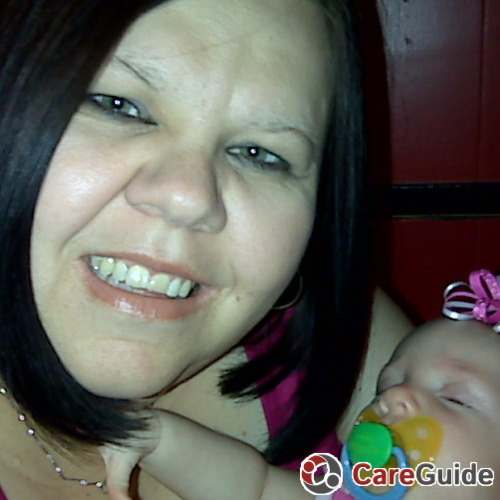 Child Care Provider Christie Carr's Profile Picture