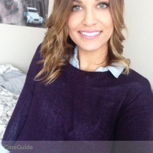 Canadian Nanny Provider Britney W's Profile Picture
