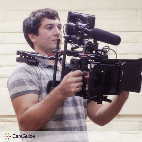Videographer Provider Vahan Chilian's Profile Picture