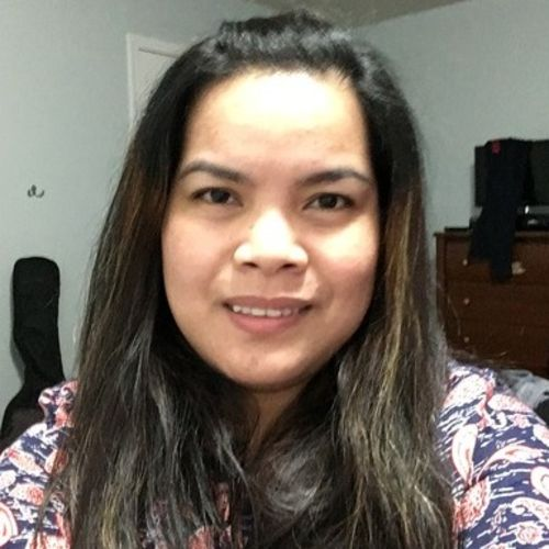 Housekeeper Provider Cristilei V's Profile Picture
