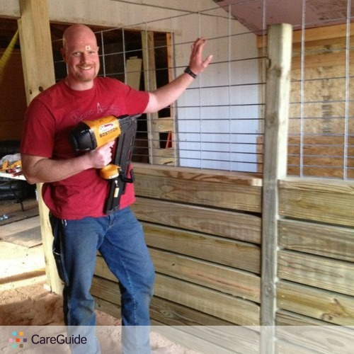 Handyman Provider David Mizelle's Profile Picture