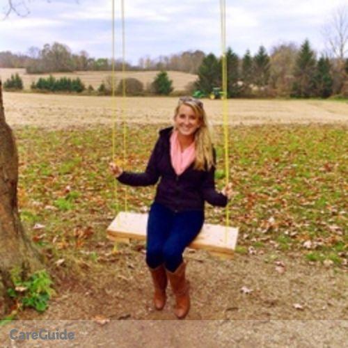 Canadian Nanny Provider Britney Clark's Profile Picture