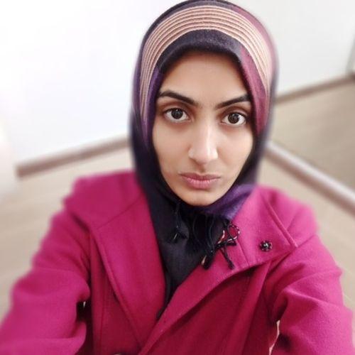 Canadian Nanny Provider Asma S's Profile Picture