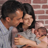 Family of 3 (married couple with an infant)
