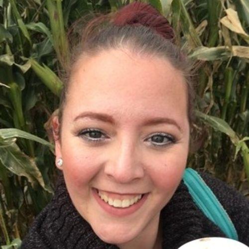 Canadian Nanny Provider Danielle Tucker's Profile Picture